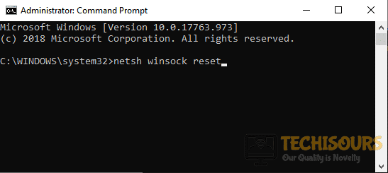Resetting winsock to fix the err_network_changed error