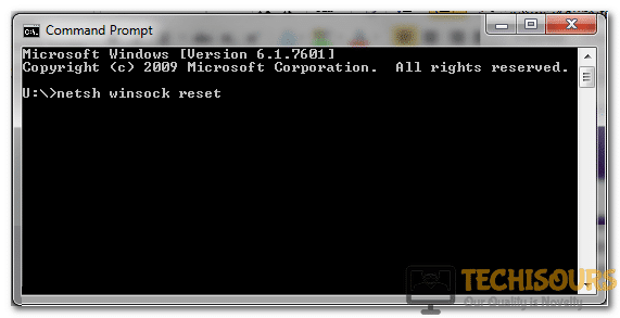 Run The Commands For Checking respectively in the command prompt window and press enter issue