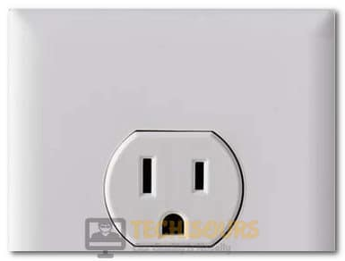 Changing the Wall outlet to fix the Roku Low Power error
