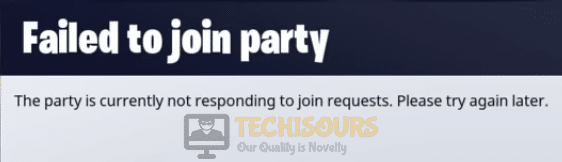 fortnite error code 91 display