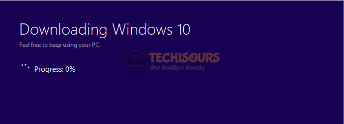 Installing Windows to fix windows error code 0xc004f025