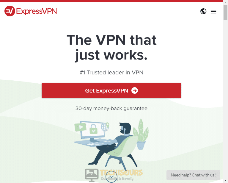 Download Express VPN