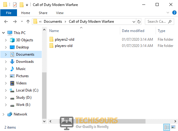 Rename certain folders in the directory