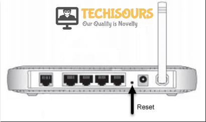 Reset Button to fix FFXIV Error 2002