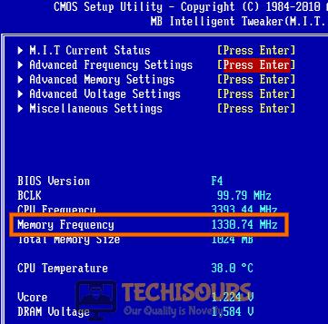 Modify memory clock to get rid of Error Code (70368744177664) (2)