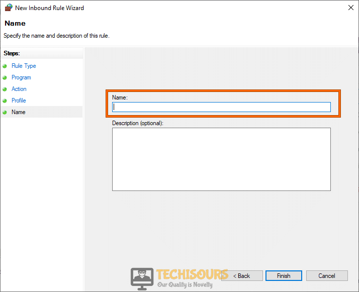 Type a name to disable actionuri oop server