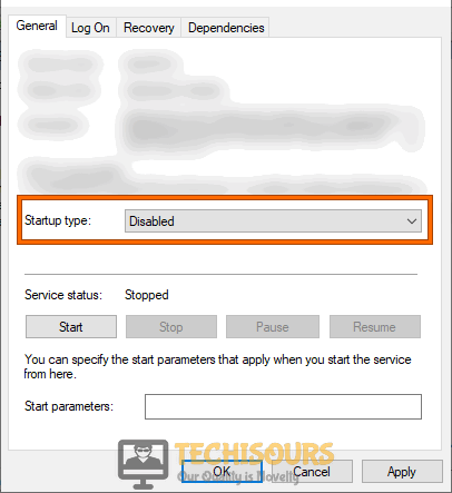 Disable service to resolve .net runtime optimization service high cpu problem