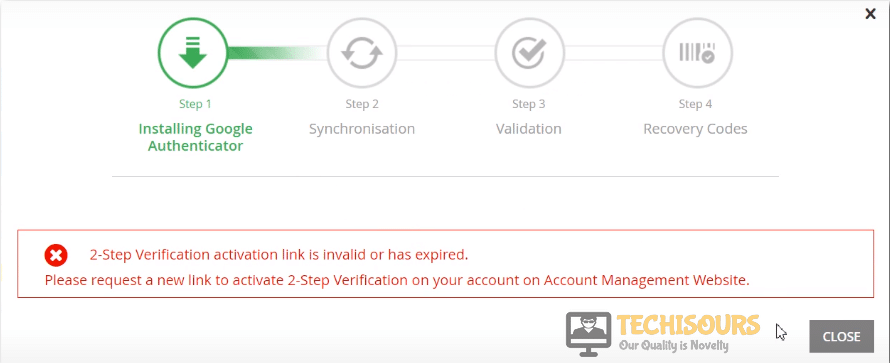 uplay google authenticator not working