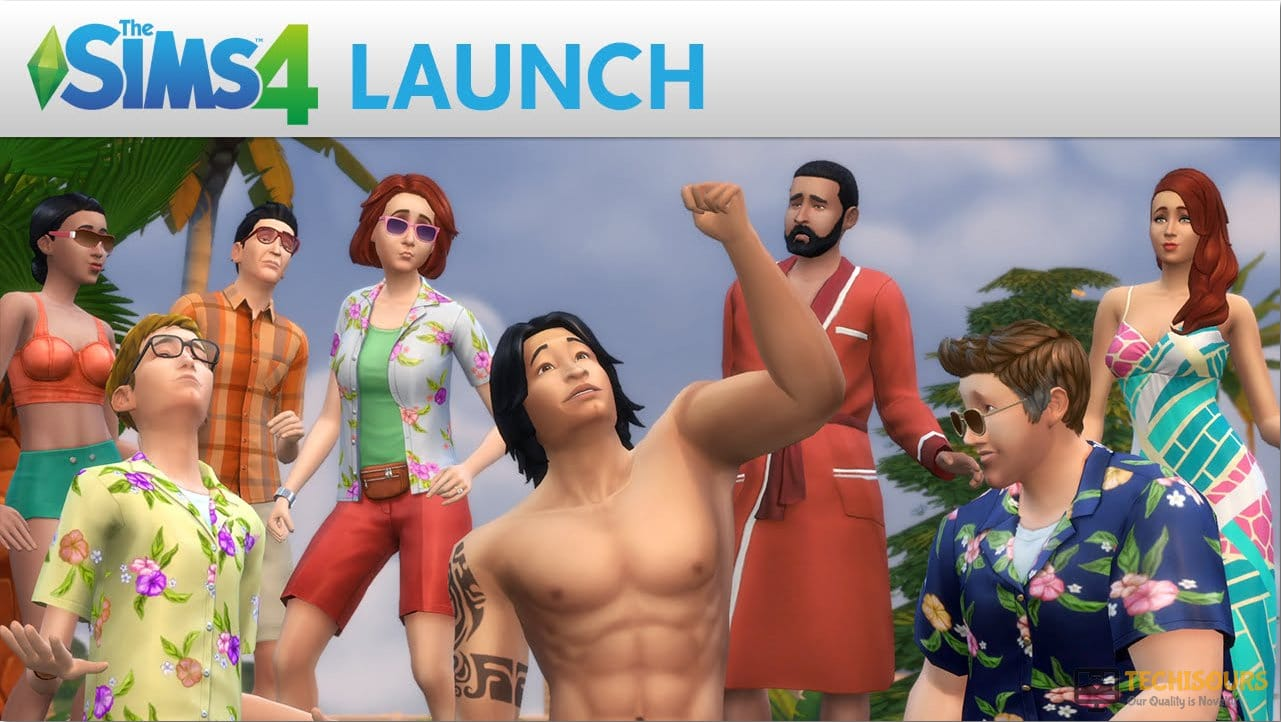 sims 4 not opening