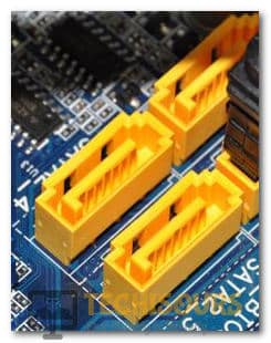 Sata Ports on Motherboards