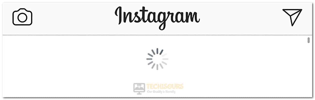Instagram not Refreshing Feed