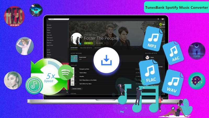 tunesbank spotify music converter
