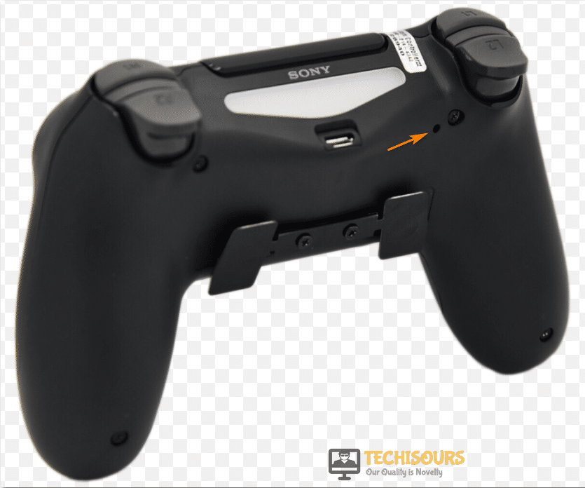 Reset PS4 Controller to fix ps4 controller keeps disconnecting from pc