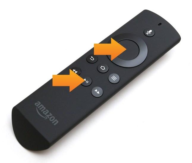 Reset Fire TV Stick