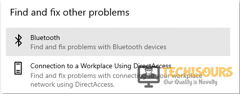 Troubleshoot Bluetooth
