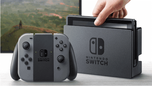 Nintendo switch specifications