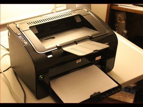 hp laserjet p1102w not printing