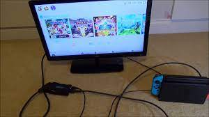 Switch Won't Connect to TV