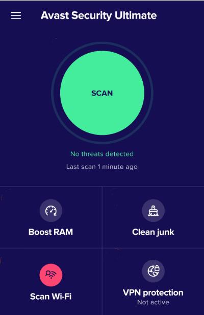 scan avast