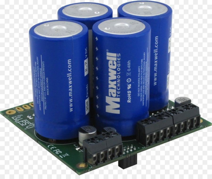Types and Top Applications of Supercapacitors