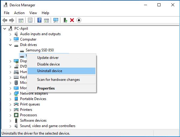 Update Intel RST Driver
