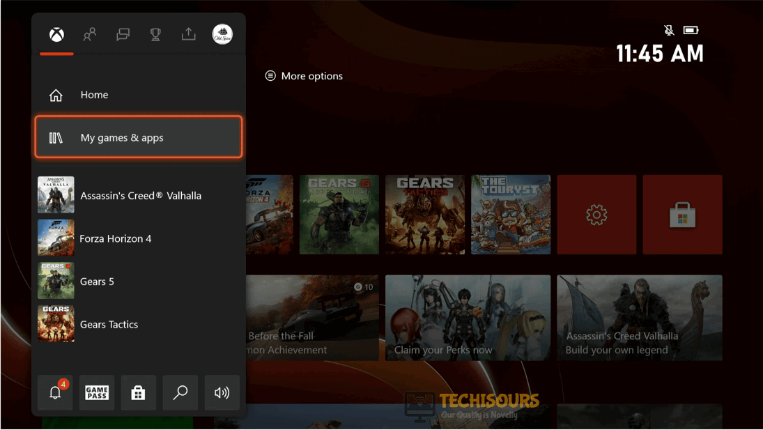 Choose My Games and Apps