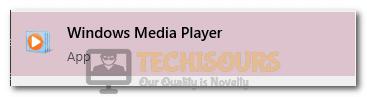 Launching Windows Media Player