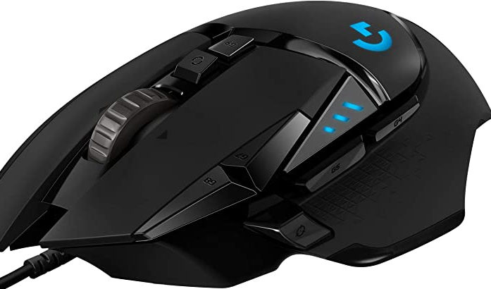 Logitech Mouse Double Clicking